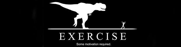 Dread exercising?