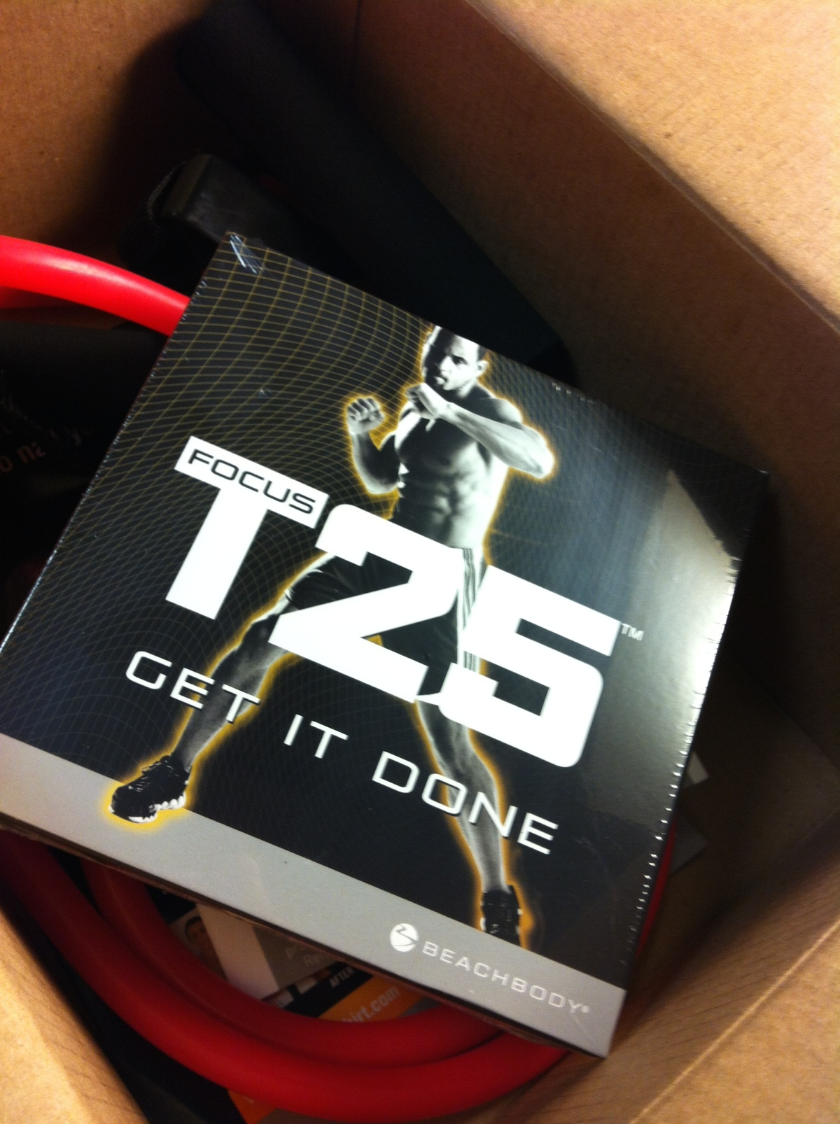 Back to T25